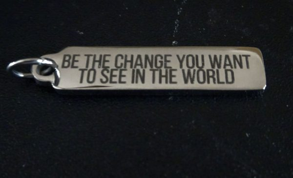 be the change bar
