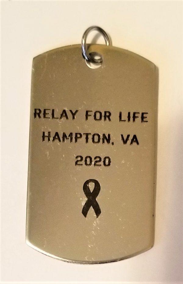 Hampton Dog Tag